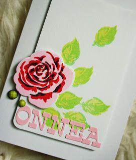 Niinula: A single rose
