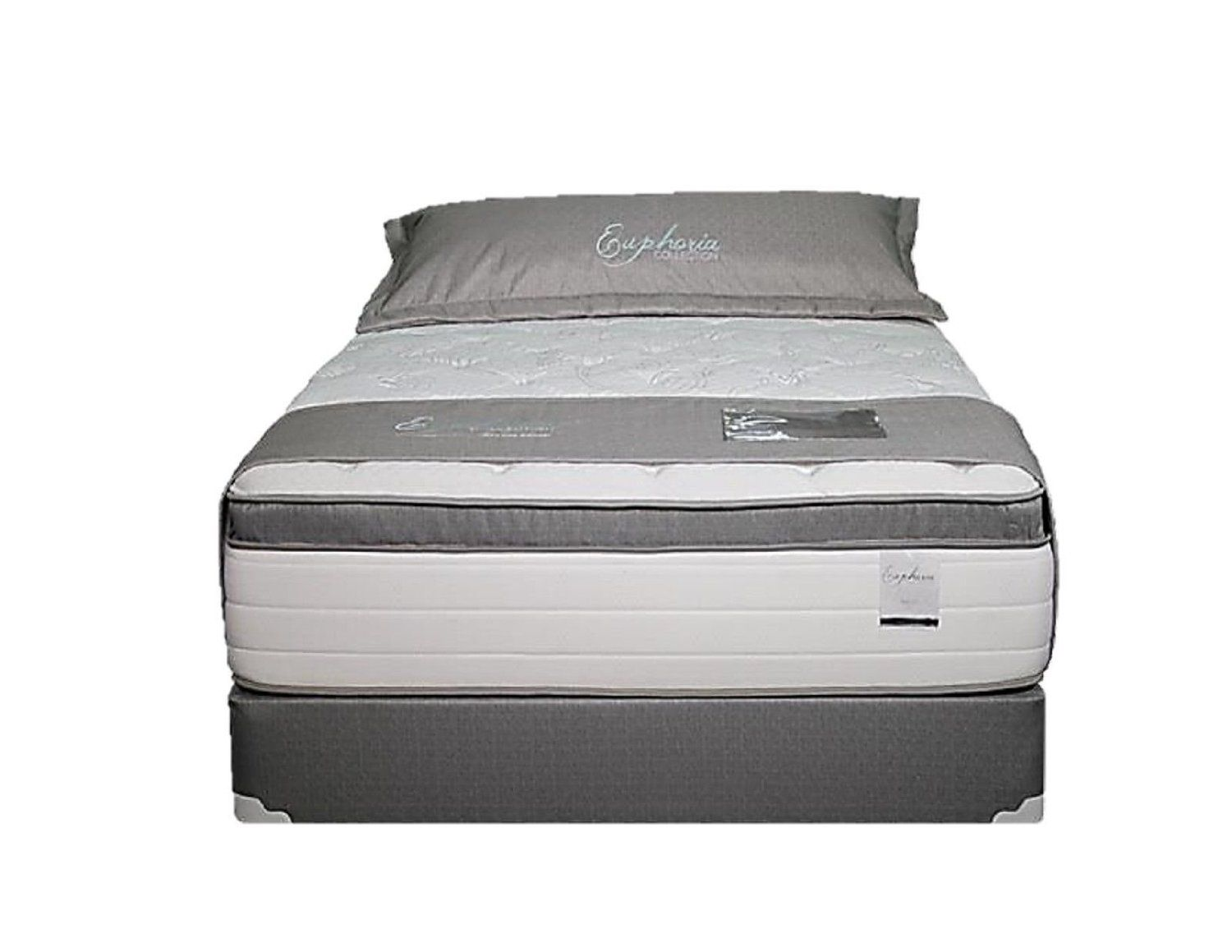 Corsicana 8815 Euphoria Series Ii Pillow Top Hybrid Gel