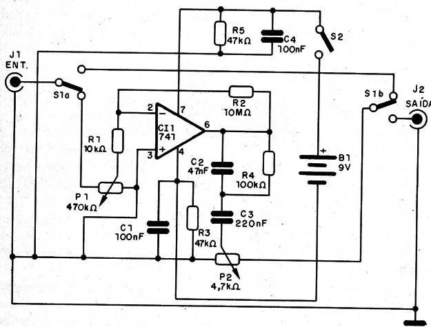 fuzz pedal build kit