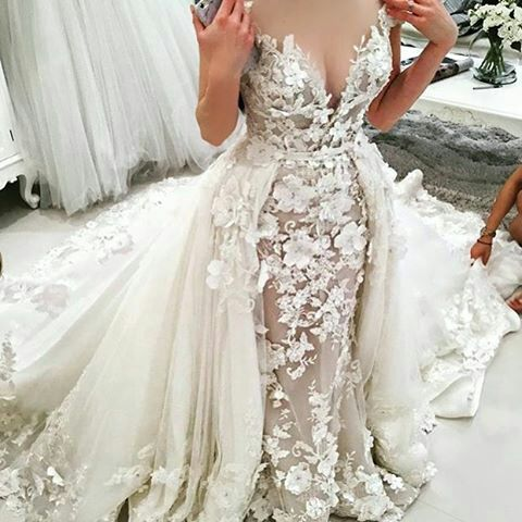 Haute Couture Wedding Dresses Like This Can Be Expensive And Out Of Your Price Range