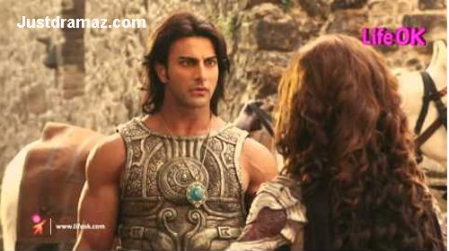 The Adventures Of Hatim 23rd March 2014 on Life ok The Adventures Of