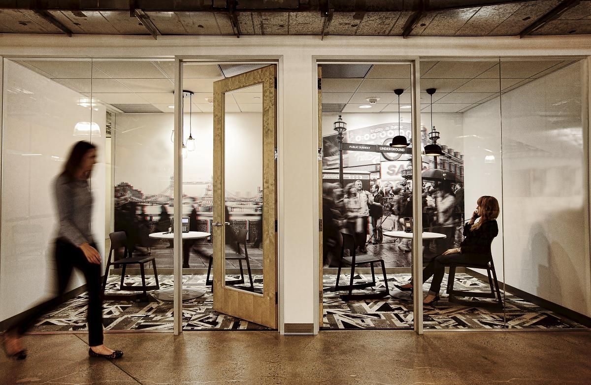 FENNIE+MEHL Architects | Office Interiors | AppDynamics | San Francisco | www.fm-arch.com