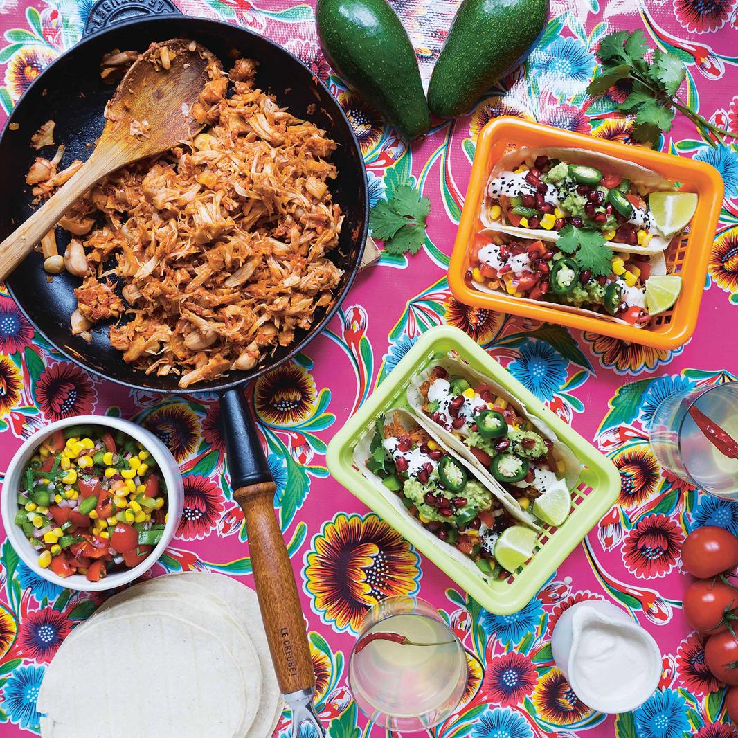Jackfruit tacos Recipe (With images) Jackfruit tacos
