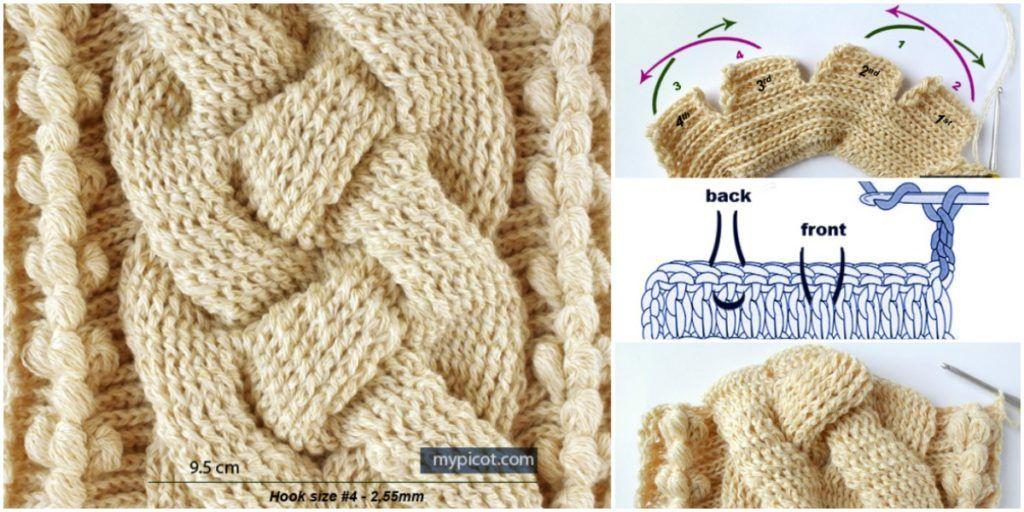 Sweater, Cloak, poncho, cowl... whatever you want. Super Crochet ...