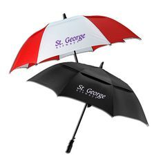 "Logoed The Open - Golf Umbrella (60"" arc) (Q49440)"
