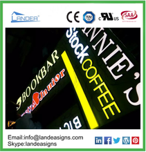 Led frontlit letters, Led frontlit letters direct from Shenzhen Landea Signs Co., Ltd. in China (Mainland)