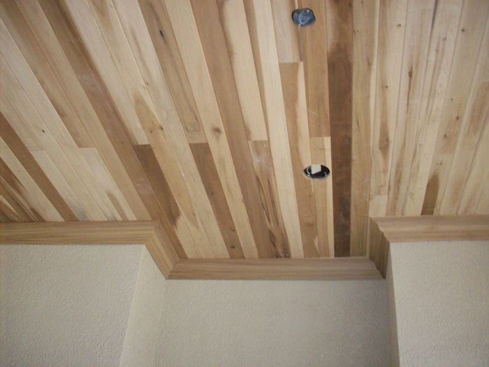 Pine Tongue And Groove Ceiling Tongue And Groove Ceiling An Easy Diy Project Tongue And Groove Ceiling Tongue And Groove Ceiling Trim