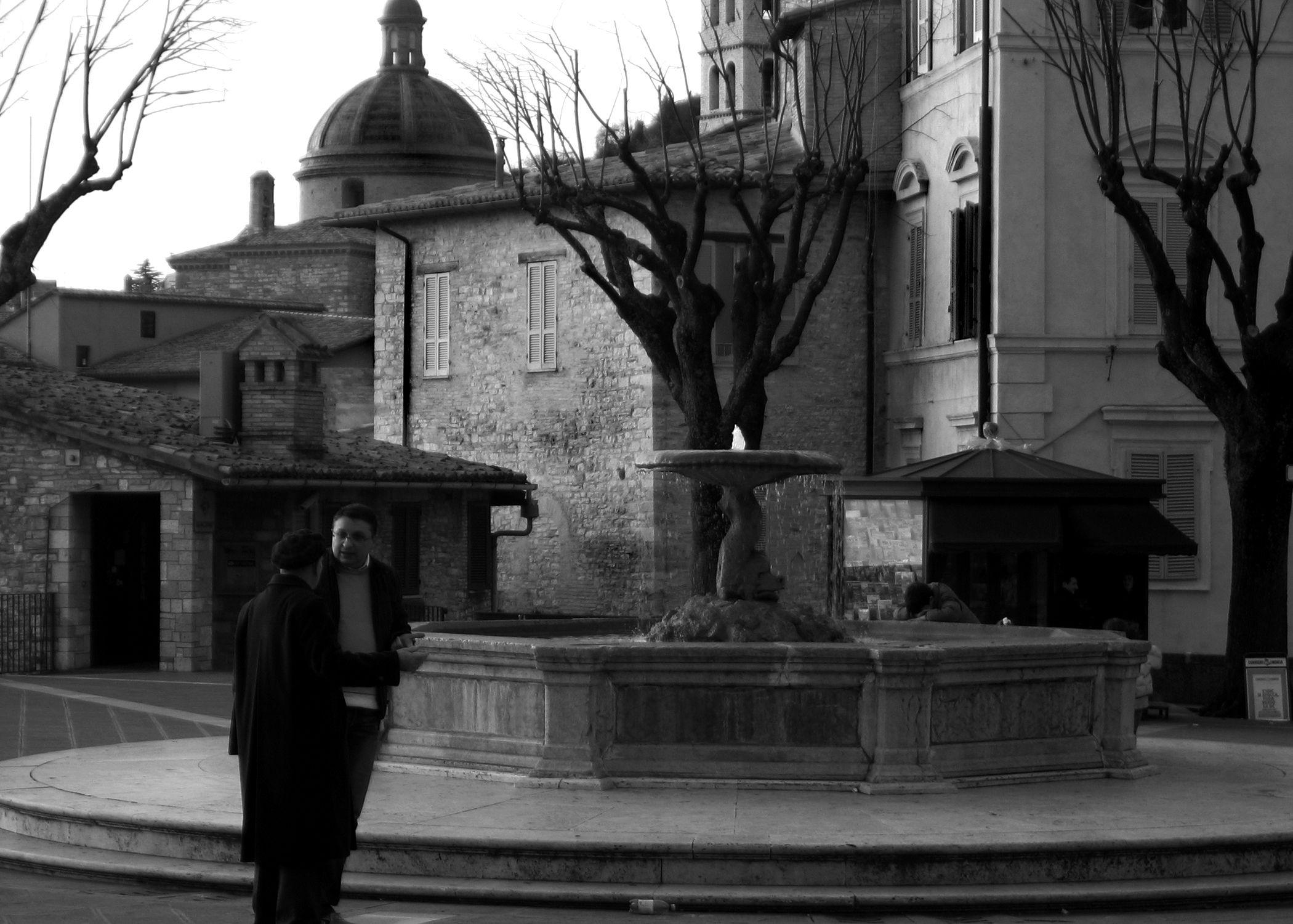 Unseen Tourist Spot. Assisi, Italy