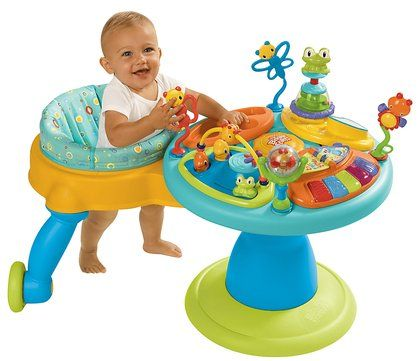 http://www.toysonlineusa.com/category/exersaucer/ Bright Starts Around We Go Activity Station