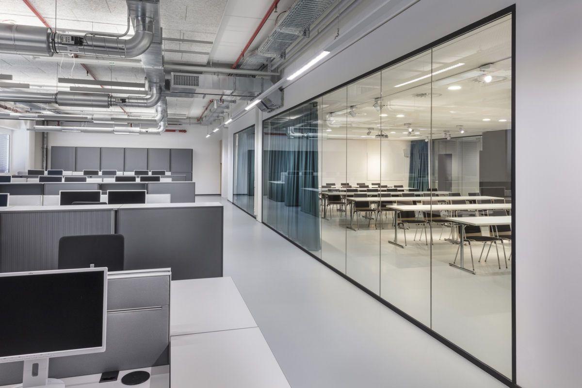 Husqvarna Group Offices Ulm Office Snapshots In 2020 Office Design Office Design Concepts Modern Interior Design