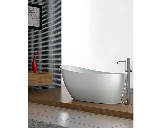 issa freestanging bathtub - zitta 1500 cad plomberium | bathroom in