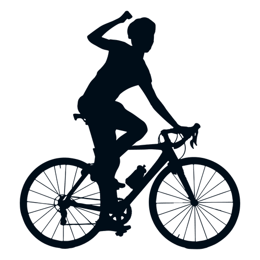 Cycling Winner Silhouette Ad Sponsored Sponsored Silhouette Winner Cycling Bike Silhouette Silhouette Silhouette Png