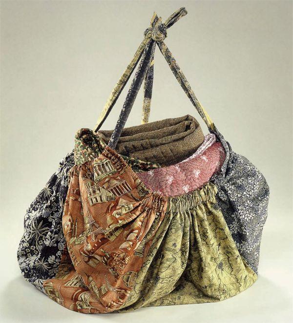 Fat Quarter Bag FREE pattern | Bags and Purses (Part 3) ✄ | Pinterest