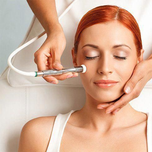 Age areas, wrinkles and fine lines practically disappear. This procedure is like... -