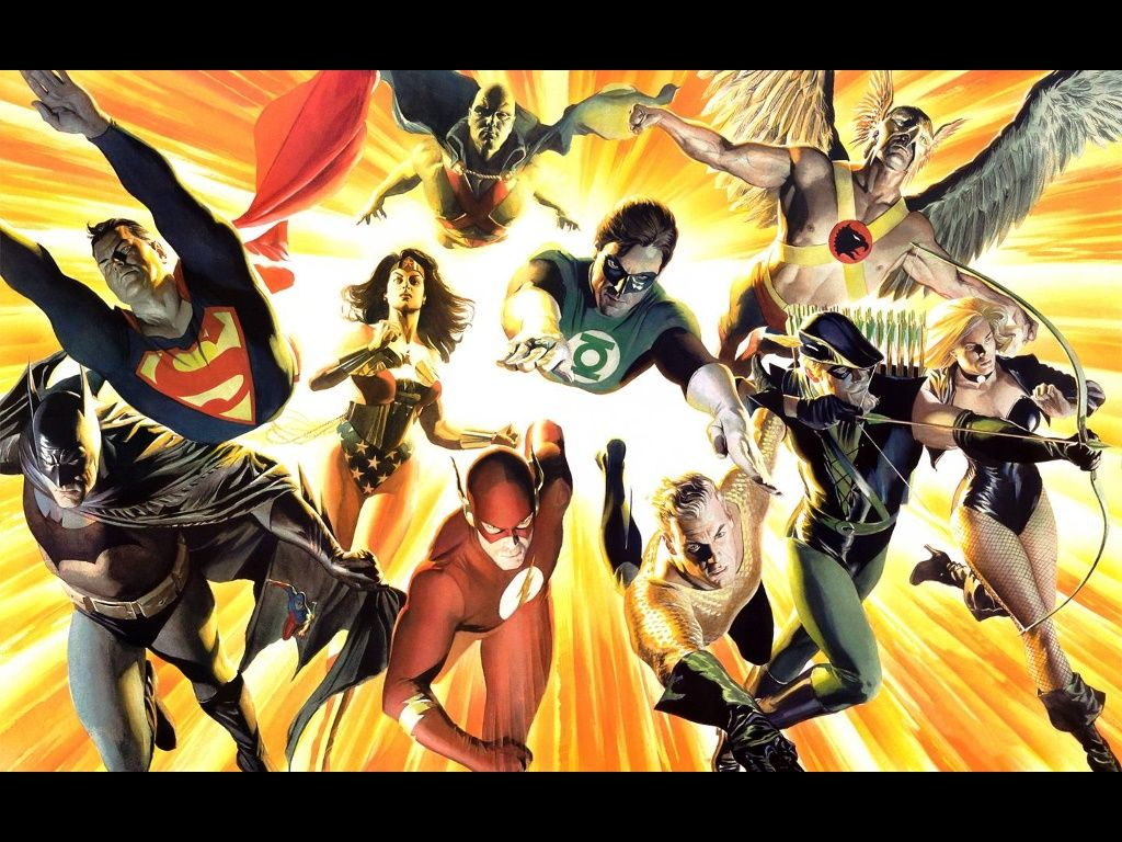 justice league america wallpapers - photo #16