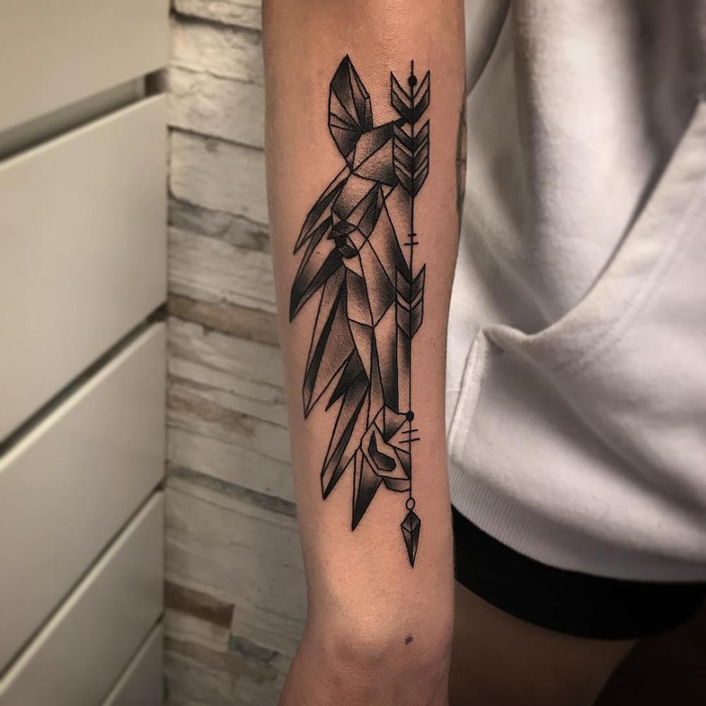 30+ Best Arrow Tatto