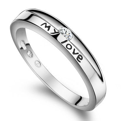 Having cheap promise rings for couple without hurting your wallet is possible. After all, such ring has been designed for couples so they will remember each