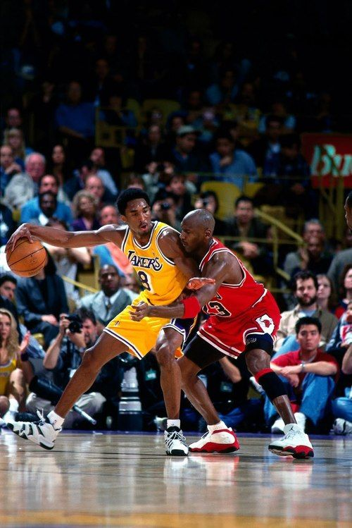size 40 c3d0b 991de  Kobe  Bryant vs  Michael  Jordan