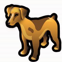 Dog Icon Http Www Iconshock Com Icons Stroke Animals Dog Icon Html