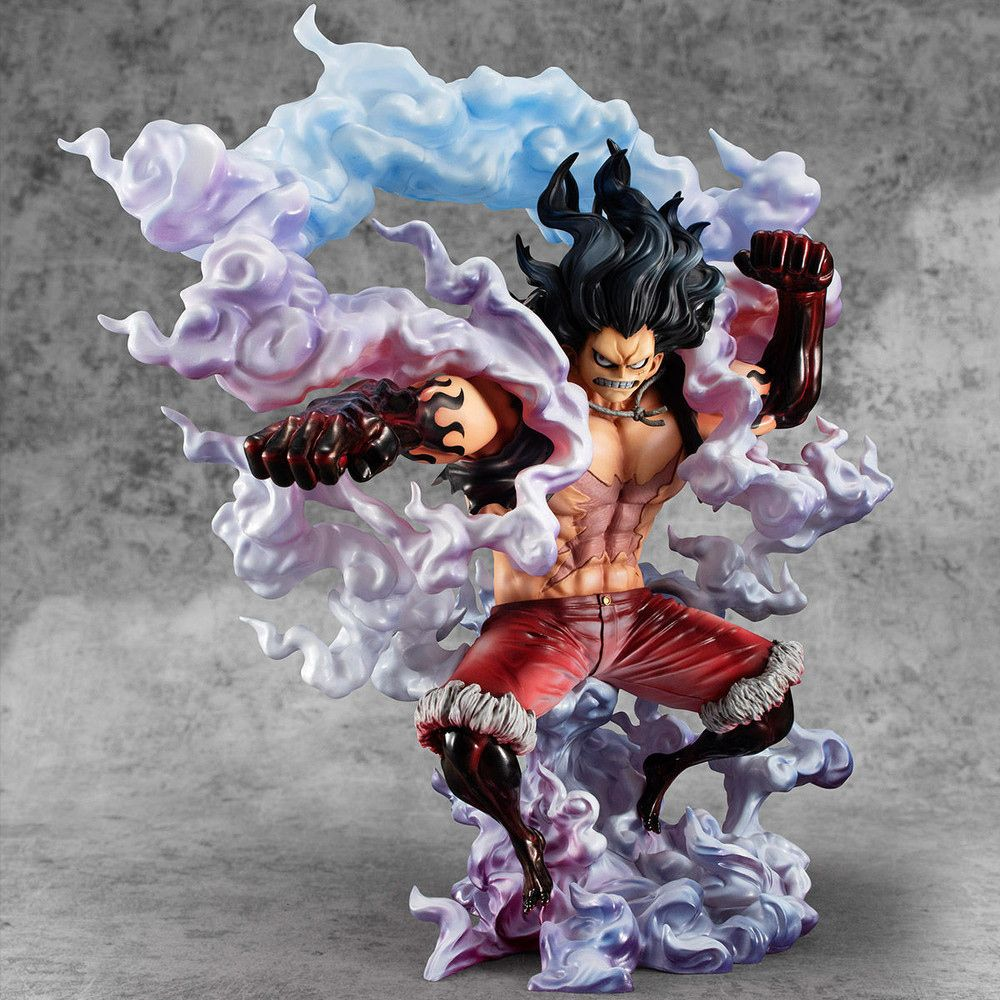 Japanese Anime One Piece King Of Artist Figure POP Portgas D Ace TOY New in BOX