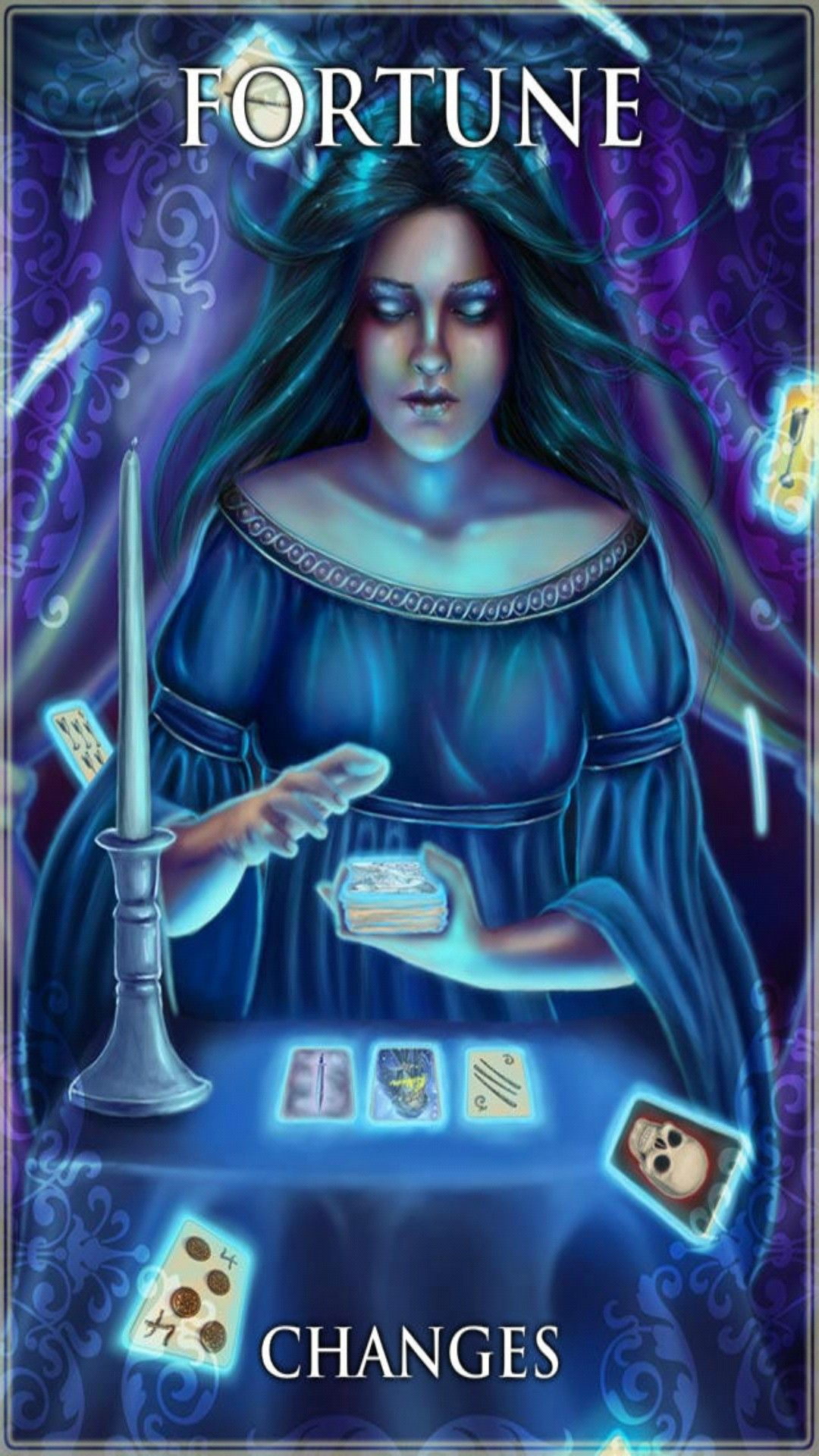 Ancient wisdom oracle fortune angel cards angel cards
