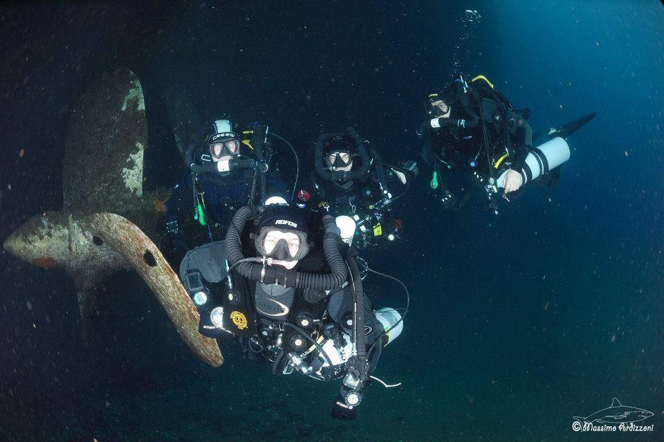 Diving Club ecosostenibile SiciliaOceanoMare diving