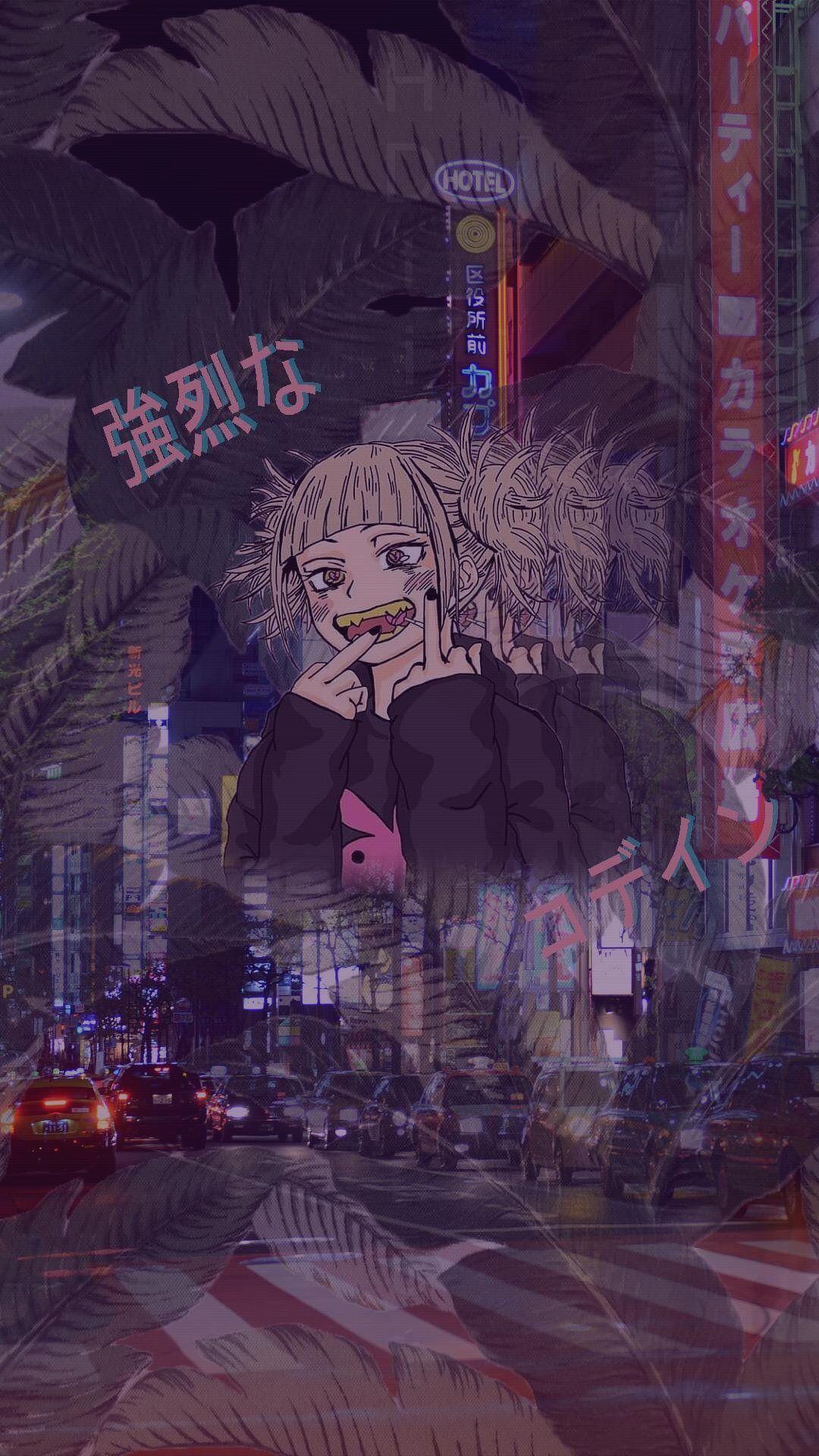 Aesthetic Wallpapers In 2020 Anime Wallpaper Vaporwave Wallpaper Anime Wallpaper Iphone