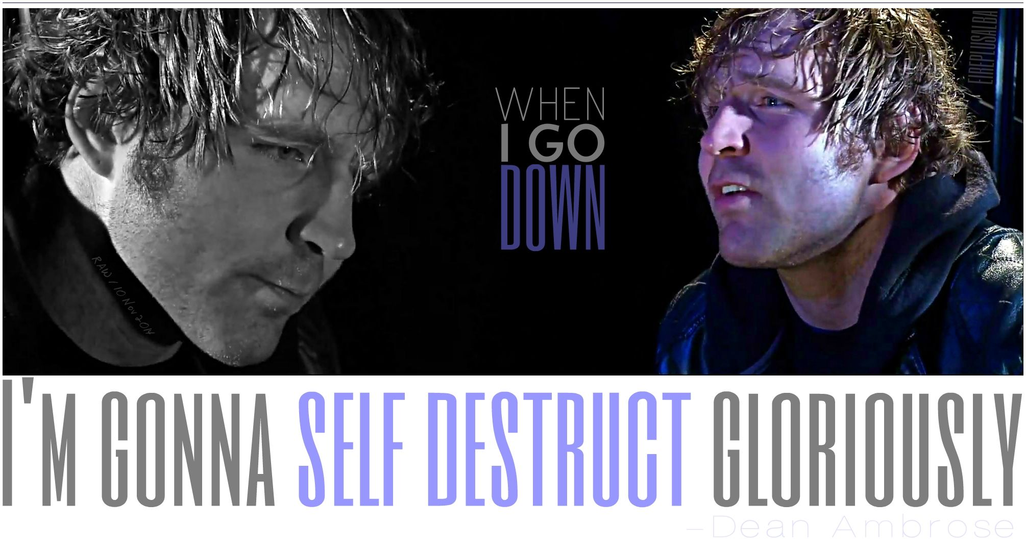 DEAN GOES DOWN... BUT HE DOESN'T STAY DOWN<3<3<3<3<3<3<3<3<3