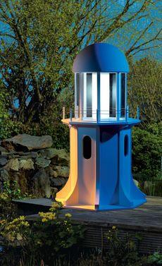 Leuchtturm selber bauen | Leuchtturm basteln, Leuchtturm ...