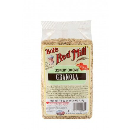 Crunchy Coconut Granola from Bob's Red Mill starting at $5.49