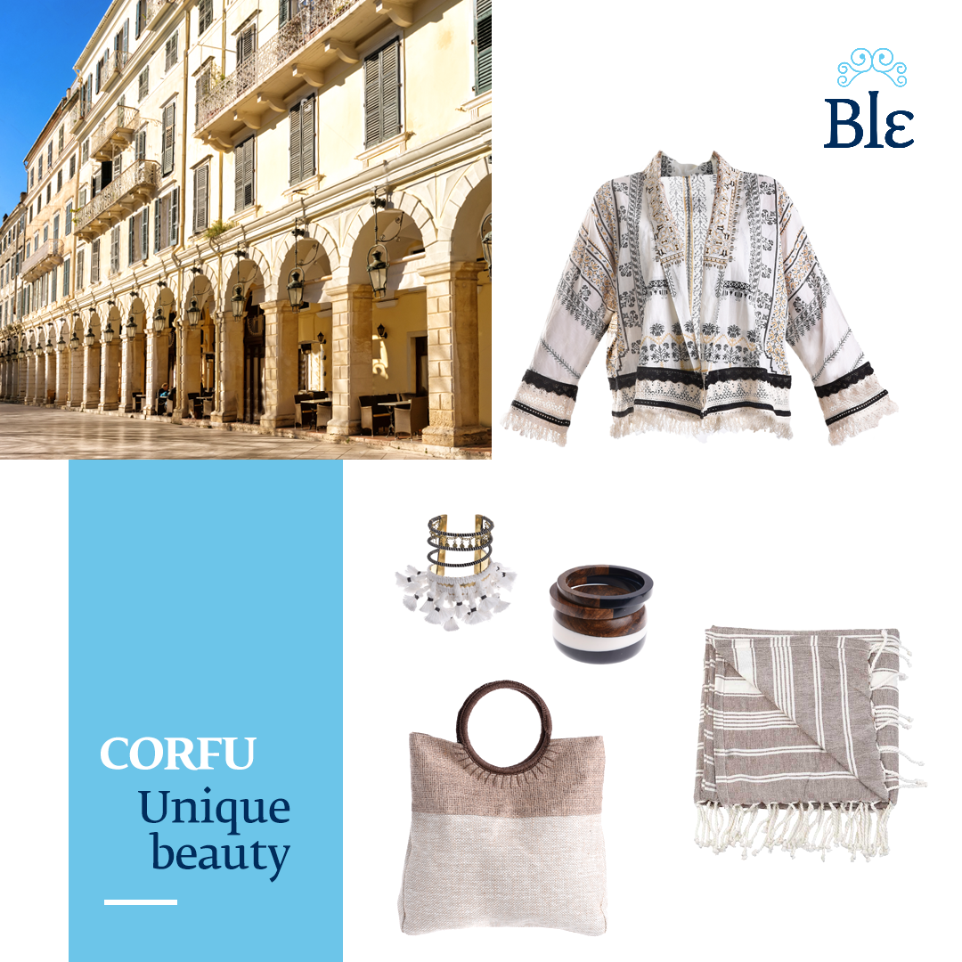 Going on holiday in corfu island a smart choice stylewise shift