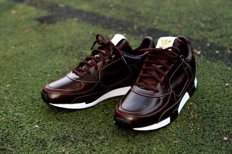 c2f1d4685119e Adidas X David Beckham ZX 800 - Brown