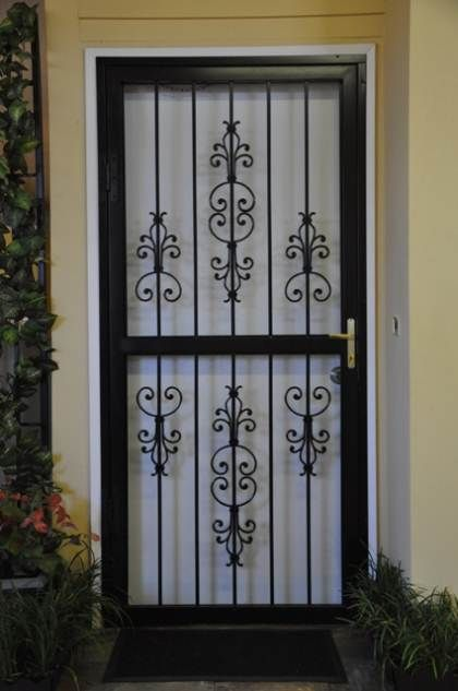 Wrought Iron Doors Designs Door Design, House Design, Best Iron, Window  Grill,