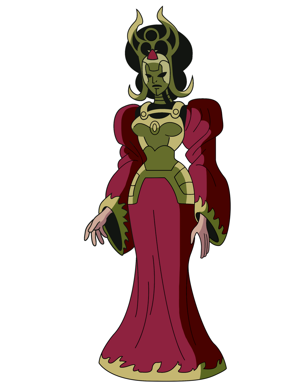 Morgaine Le Fay By Thomascasallas On Deviantart Comic Villains Justice League Villain Batman The Animated Series