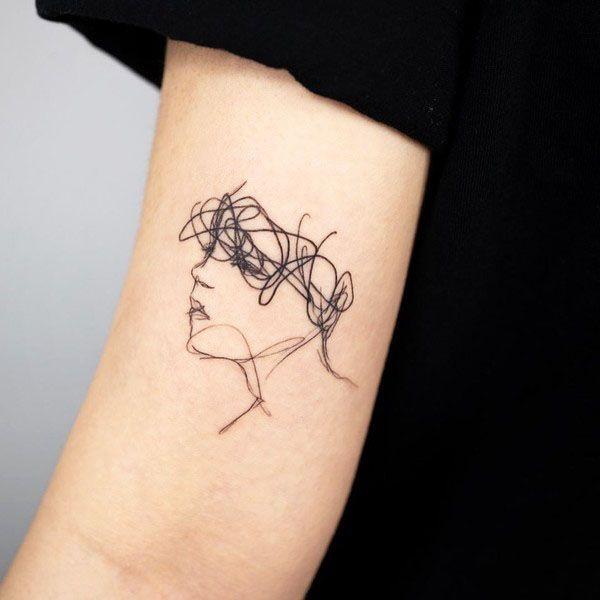51 Unique Minimalist Tattoos Designs For Women