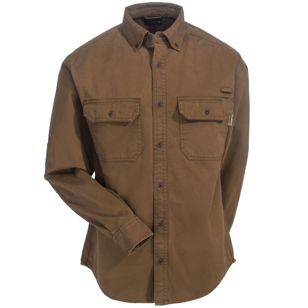 e80fe7b100 Wolverine Long Sleeve Work Shirts - BCD Tofu House