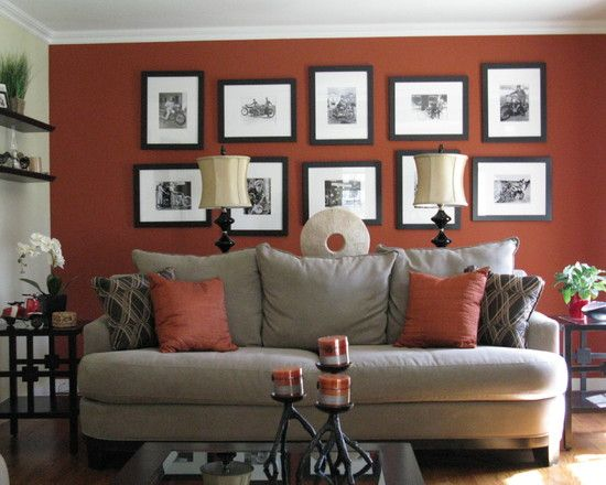 Living Room Terracotta Paint Colors Design Pictures Remodel Decor And Ideas Living Room Orange Paint Colors For Living Room Living Room Colors