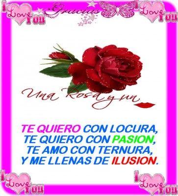 Descargar Imagenes Romanticas De Amor Con Frases Frases De Amor Poemas De Amor