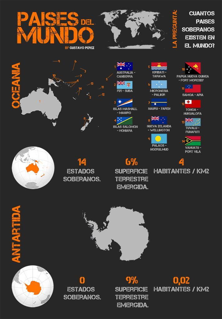 Países Del Mundo Enseñanza De La Geografía Geografía Mundial Mapa De Geografía