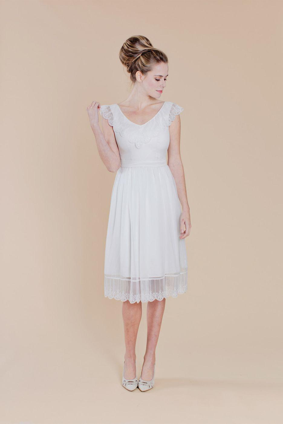 Sweetpea wedding dress from nz designer sally eagle bridalus