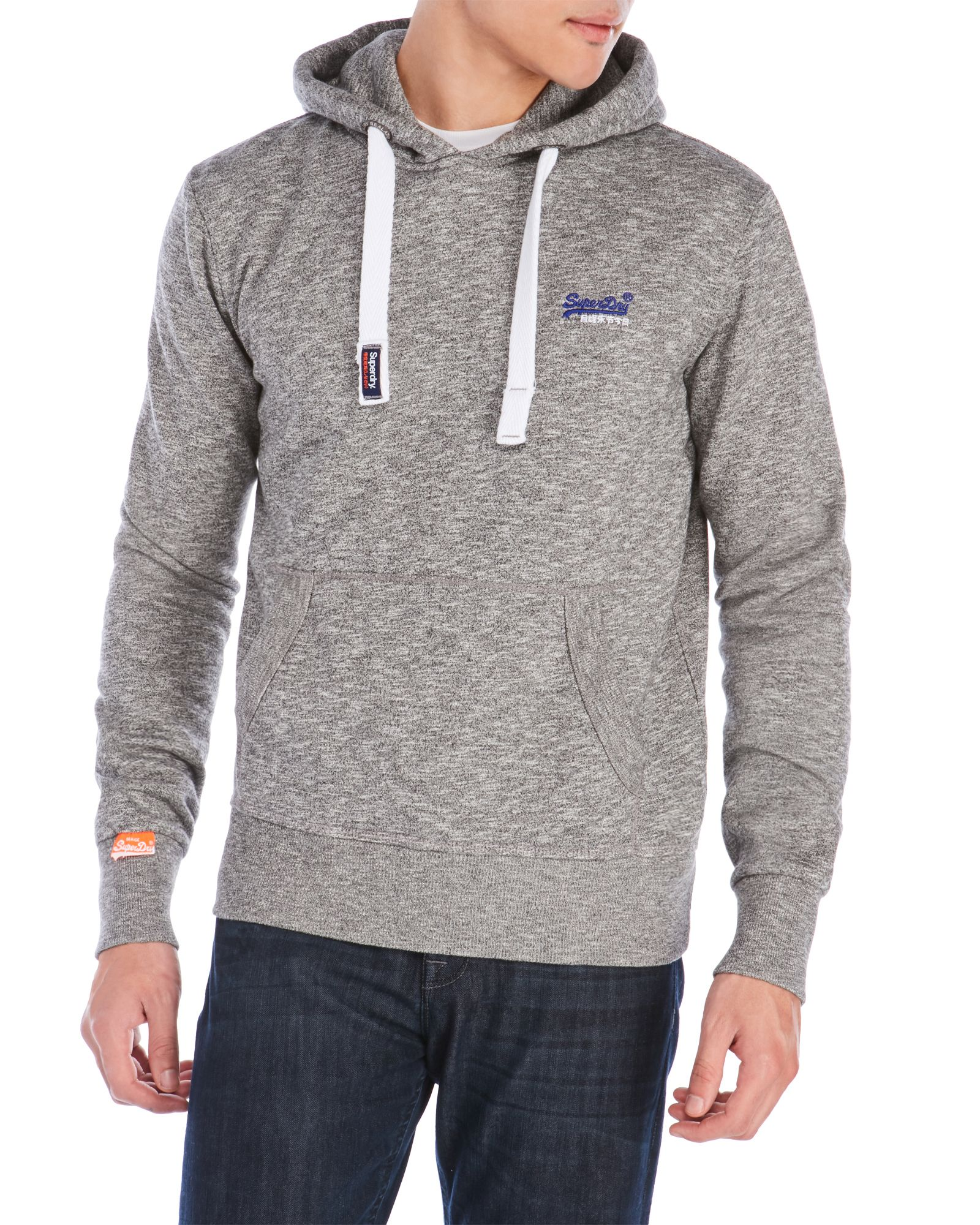 outlet store 135ff a24d0 Superdry Pullover Orange Label Hoodie | *Apparel ...