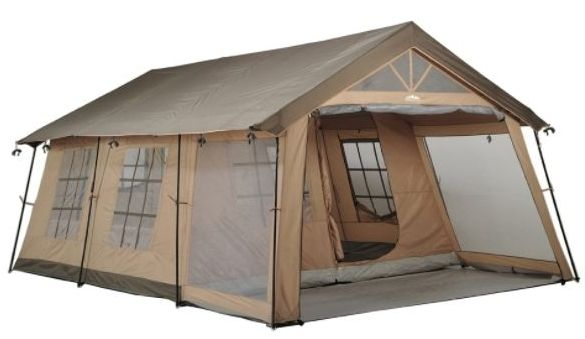 Get A 10 Person Tent From Sears For 147 24 Shipped Porch Tent 10 Person Tent Tent