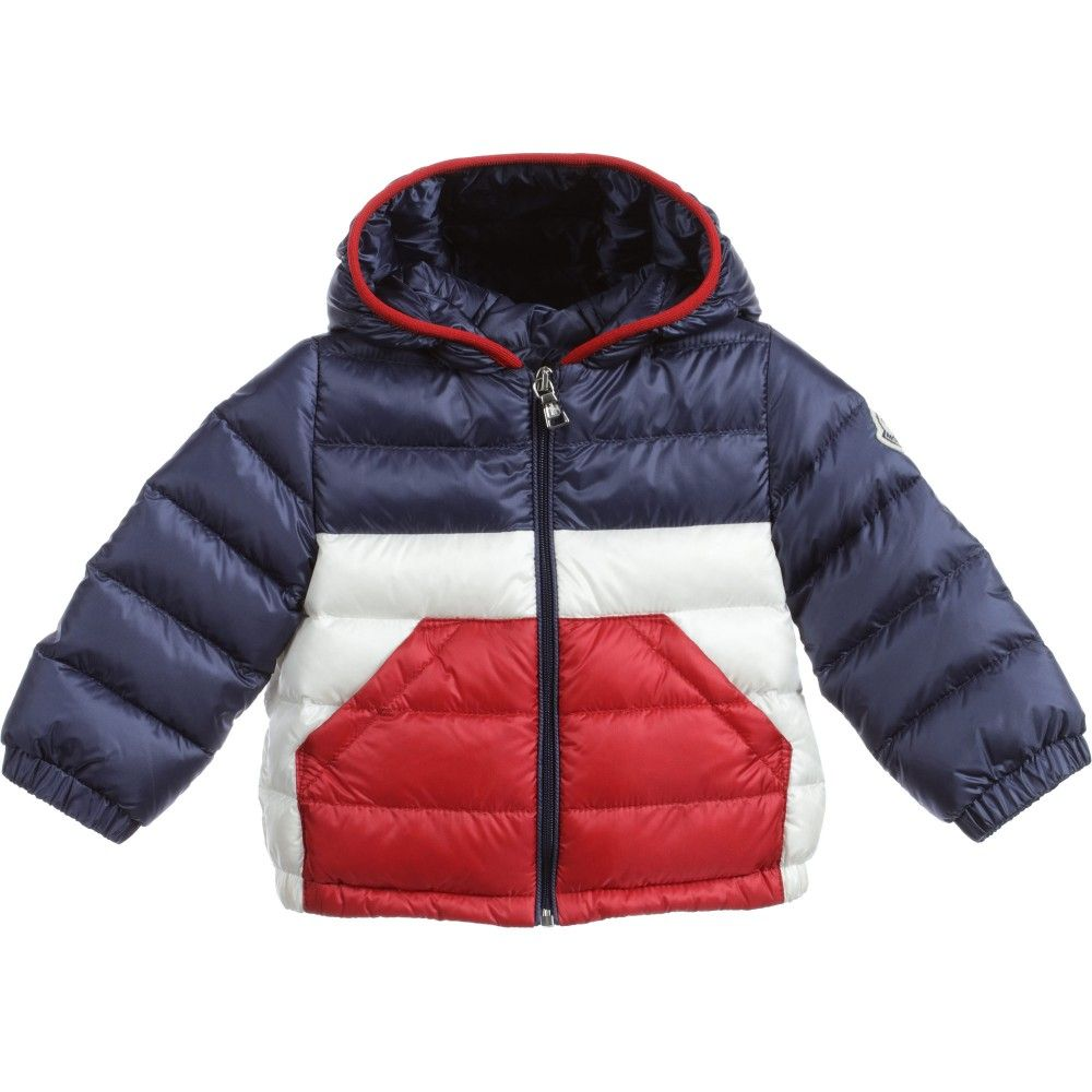 54028cfd09e5 Baby Boys Lightweight Down Padded  Gatien  Jacket