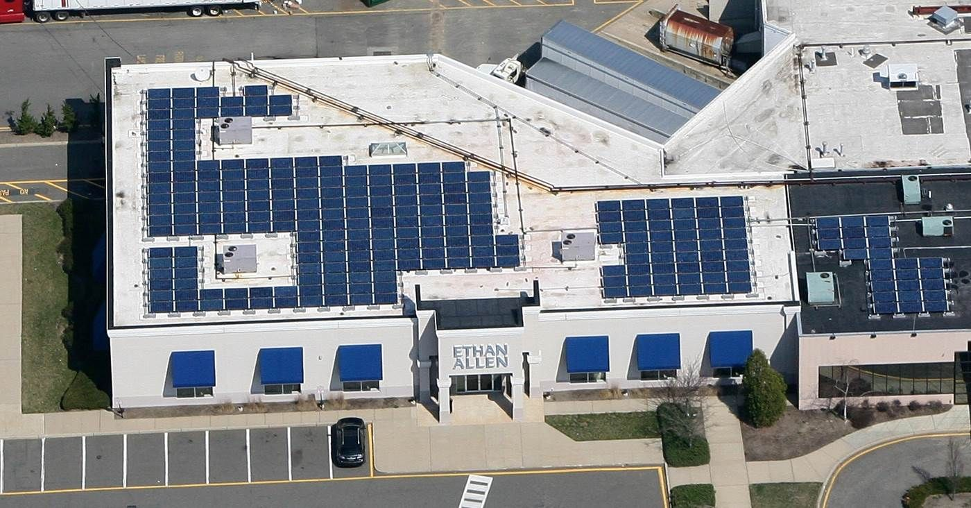 Project Brick Plaza Cam Size 802 Kw Installation Type Rooftop Energy Projects Industrial Companies Solar