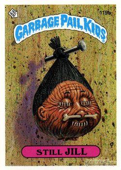 Garbage Pail Kids Original Series 3 Geepeekay Garbage Pail Kids Garbage Pail Kids Cards Garbage