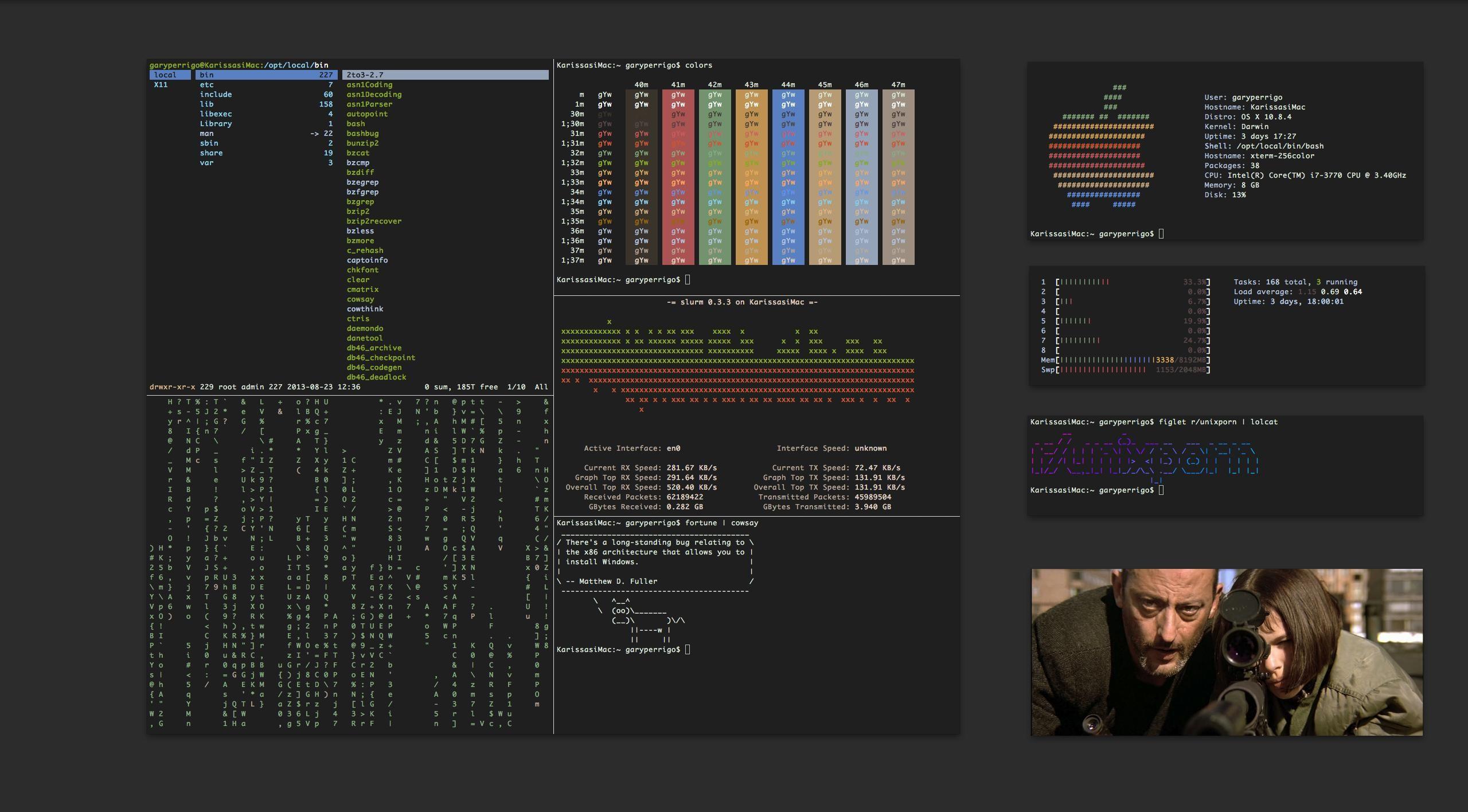 Pin by nil on g desktop in 2019   Linux, Desktop screenshot