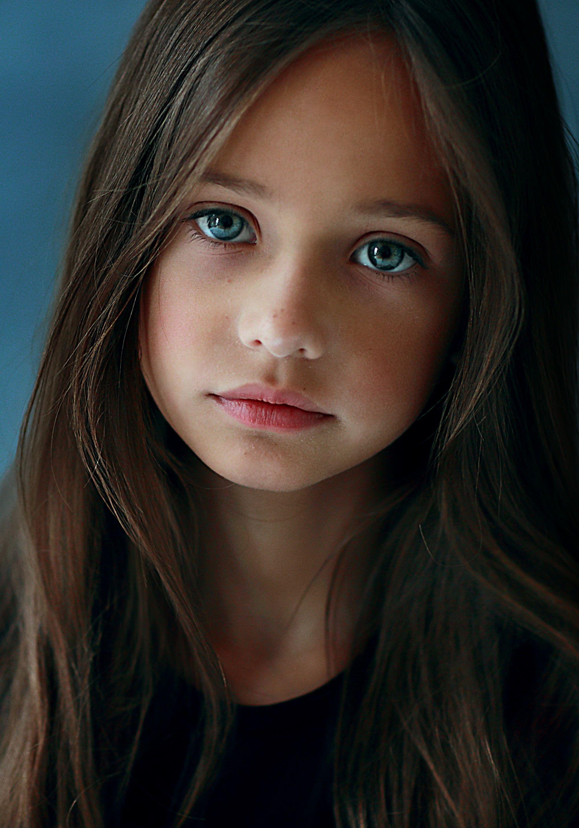 Pin on детские портреты