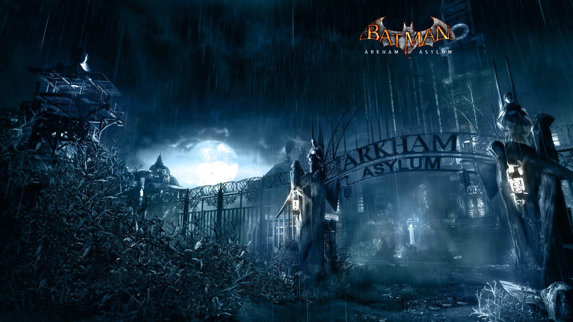 batman arkham asylum wallpapers hd | ololoshenka | pinterest
