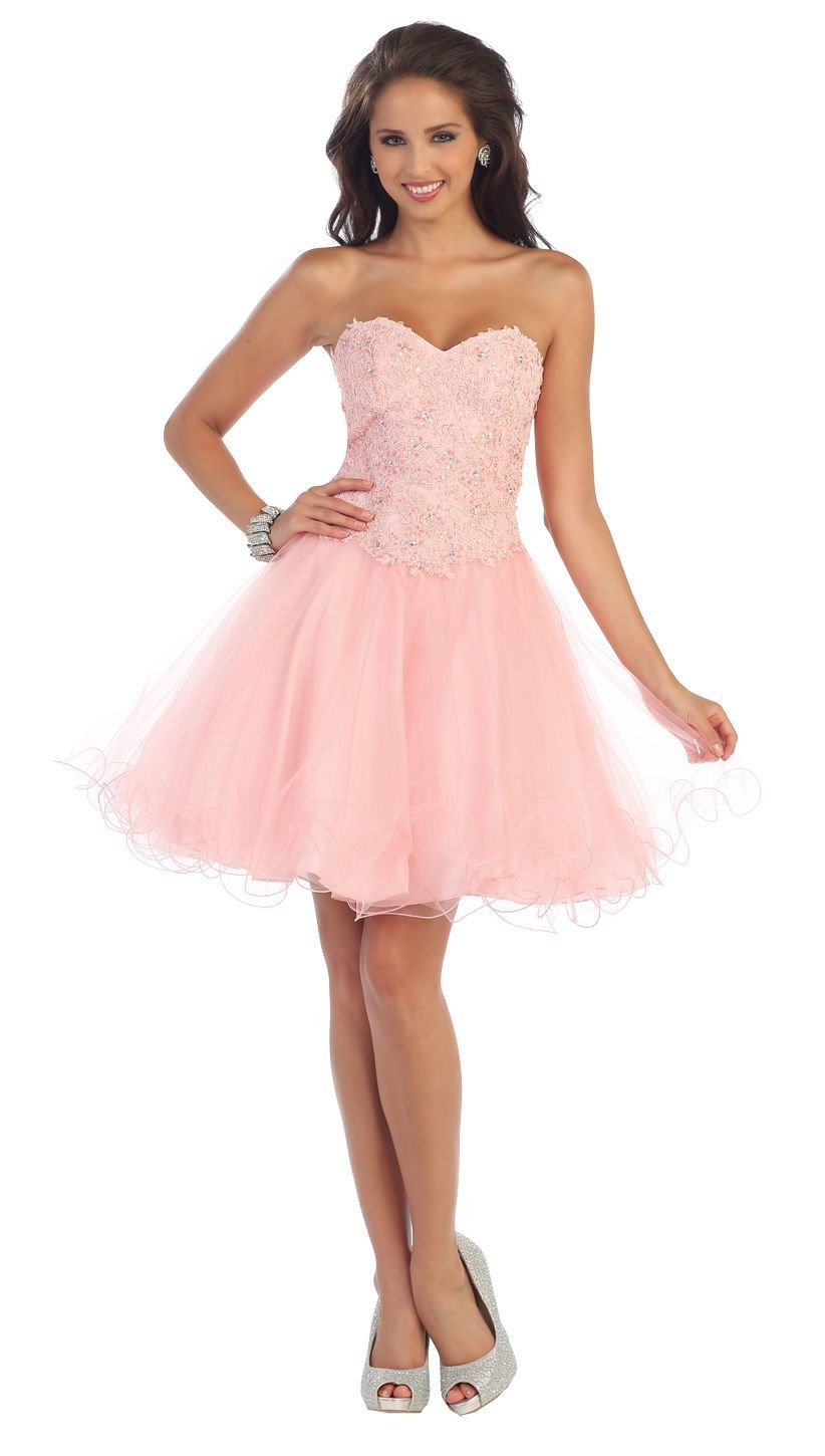 Short Cocktail Prom Homecoming Dress | Vestiditos