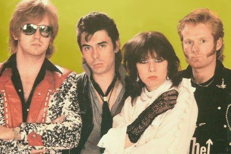 Image result for the pretenders 1981